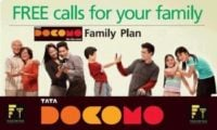 Tata Docomo Intros Family Plans For Postpaid Subscribers