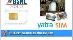 BSNL Launches Yatra SIM Prepaid Pack For Amarnath Pilgrims