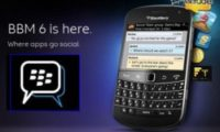 BlackBerry Messenger 6.0 Launched