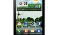 LG Optimus Black Launched in India For Rs.20,990