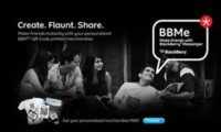 BlackBerry Launches Flaunt your BBM Campaign – FREE Merchandise For All