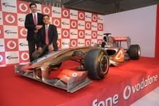 Vodafone Race to Fame