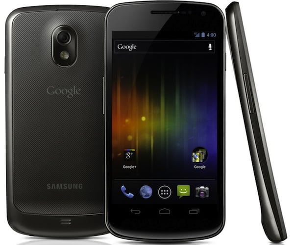 Samsung Announces GALAXY Nexus First Smartphone Running Android 4