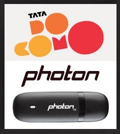 Tata DOCOMO Photon Plus Now For Rs.1199 With Cash Back Plans