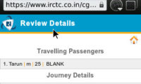 IRCTC Goes Mobile Friendly, Launches Mobile Ticketing Portal