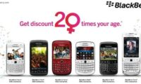 RIM Launches Women's Day Discount offer on BlackBerry Smartphones