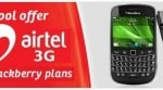 Exclusive: Airtel Launches Unlimited BlackBerry 3G Data Plan For Rs.299