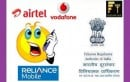 Airtel, Vodafone and Tata Docomo Tops in Complaints on Billing & Overcharging of Mobile Tariff