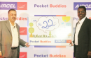 Aircel Launches PocketBuddies – Affordable 3G Data and SMS Combo Plans