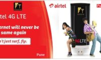 Airtel 4G LTE Services Launched in Pune