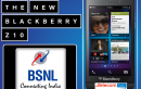 Exclusive : BSNL Launches Special Postpaid & Prepaid Plans for BlackBerry Z10