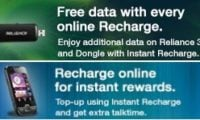 CDMA Operators Adding Extra Data/Talktime for Online Recharges