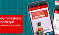 Vodafone India Launches 'My Vodafone' App For Android