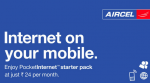 Aircel starts offering unlimited calling at Rs. 21 and introduces new Data offer