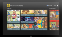 Microsoft and Amar Chitra Katha Launches 'ACK Comics' App For Windows 8 Tablets and Notebooks