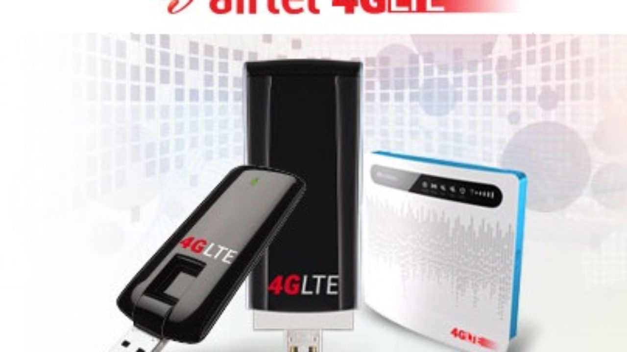 Top 5 reasons why you shouldn't go for an Airtel 4G Dongle in