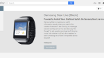 Samsung Gear Live smartwatch listed for Rs 15,900 on Google Play Store