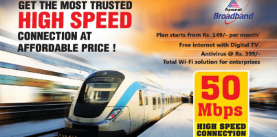 Asianet increases unlimited broadband plans speed to 700kbps and 1Mbps