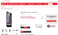 Exclusive: Apple iPhone 6 Plus listed on Airtel's official website