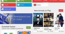 Google updates Play Store with some more Material design elements