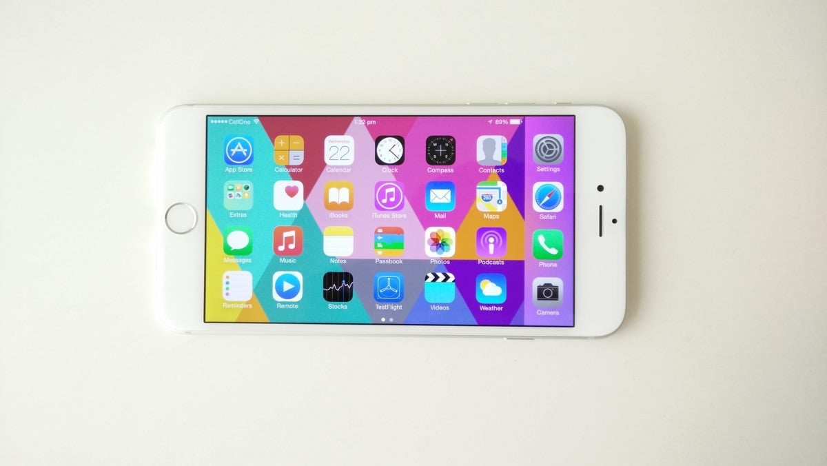 Apple iPhone 6 Plus Review - Product Image - 0005