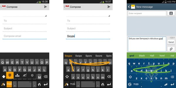 Swype Keyboard For Android