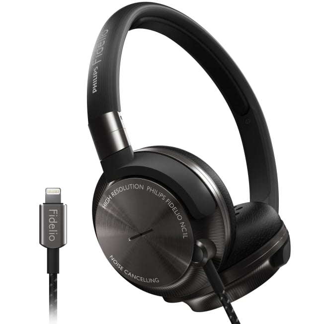 Philips Fidelio NC1L Noise Cancellation Headphones