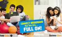 Videocon Telecom's ISP arm 'Connect broadband' bags Category-A PAN India ISP license
