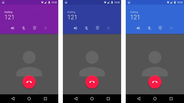 Android 5.1 Lollipop Dual SIM Dialer Custom Theme Colour 02