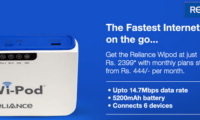 RCom launches Pro 3 EVDO Rev.B wingle and personal hotspot