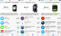 Apple Watch App Store goes live with over 3,000 applications