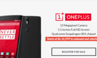 Refurbished OnePlus One to go on sale for Rs 16,999 on May 20