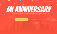 Xiaomi Mi 4i 32GB variant and Mi Store app launched in India marking the company's first anniversary in the country