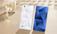 Oppo Mirror 5 with diamond-patterned back launched in India for Rs.15,990