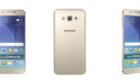 Metal-clad Samsung Galaxy A8 with fingerprint sensor launched in India for Rs. 32,500