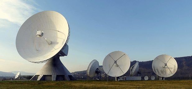 A handy guide to Satellites used for broadcasting DTH