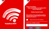 Vodafone launches Wi-Fi offloading application Wi-Fi Connect