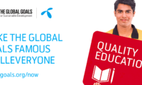 Telenor India supports new UN Global Goals; Launches SMS and social media campaigns