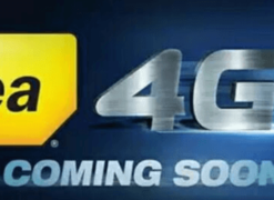 Idea teases its 4G LTE services with a '4G is coming' banner