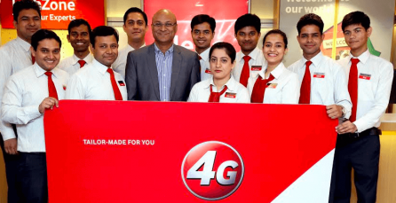 Vodafone starts offering 10 GB 4G data at the price of 1 GB for new 4G smartphones
