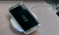 Samsung outs a sneak peek video of the Galaxy S7; confirms waterproof resistance and wireless charging