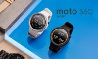 Motorola 360 Sport Android Wear launched at Rs. 19,999 via Flipkart