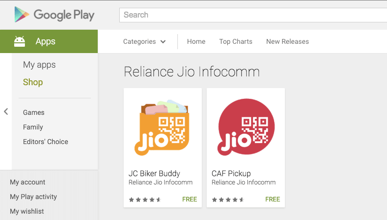 Reliance Jio rolls out CAF apps for its distribution bikers ahead of