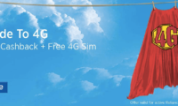 RCOM 4G Only for CDMA Users ? Comes with Free 1GB LTE Data