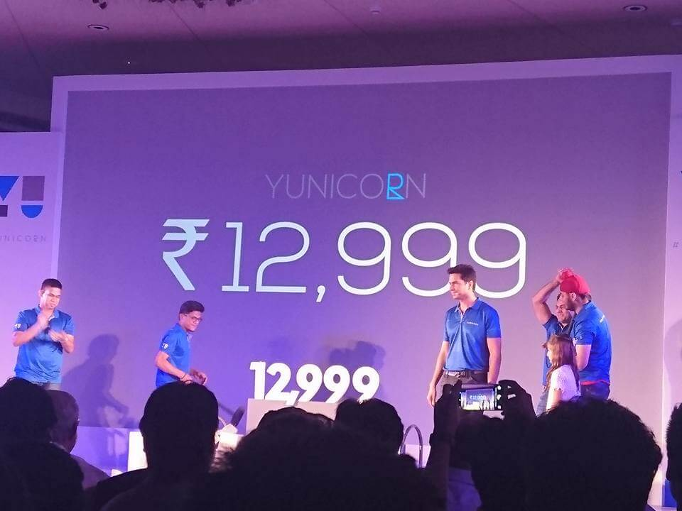 YU Yunicorn launch