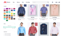 Taking a quick look at Myntra's Relaunched Desktop Website
