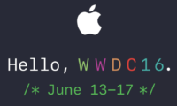 Apple's annual Worldwide Developer Conference (WWDC) slated for June 13