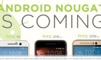 HTC confirms Nougat roll out for HTC 10, HTC One A9, HTC One M9 devices by Q4 2016