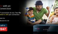 TataSky slashes multi TV connection price for HD set top box to Rs.999