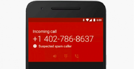 Google Phone app gets spam detection feature on Nexus and Android One